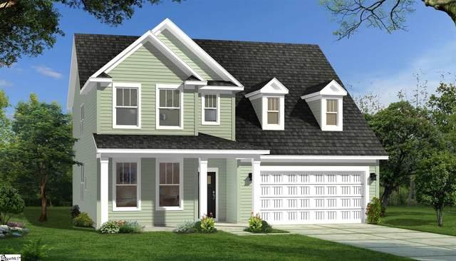 424 Granbury Drive, Duncan, SC 29334 (MLS #1451401) :: Prime Realty