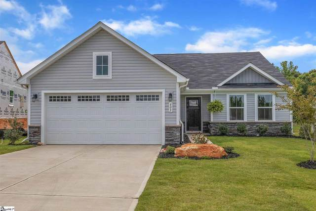 603 Olivia Springs Drive, Spartanburg, SC 29302 (#1451408) :: The Toates Team