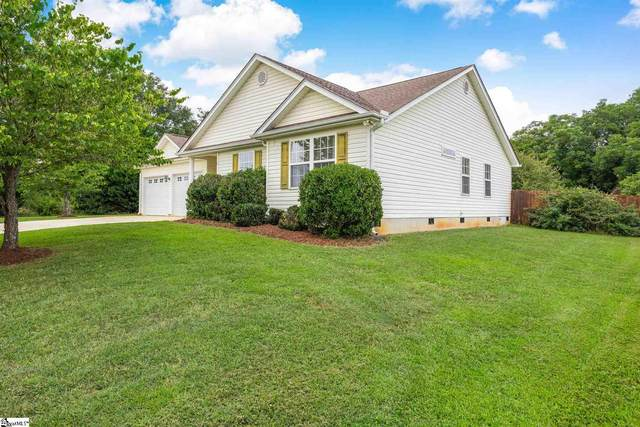 1 Cole Creek Court, Greer, SC 29651 (#1451742) :: DeYoung & Company