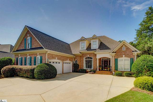 108 Marsh Spring Court, Greer, SC 29650 (#1451810) :: DeYoung & Company