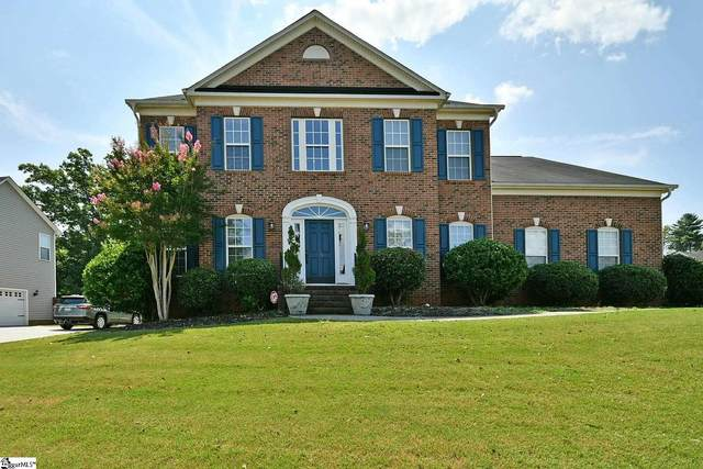 55 Meadow Rose Drive, Travelers Rest, SC 29690 (#1451820) :: The Toates Team