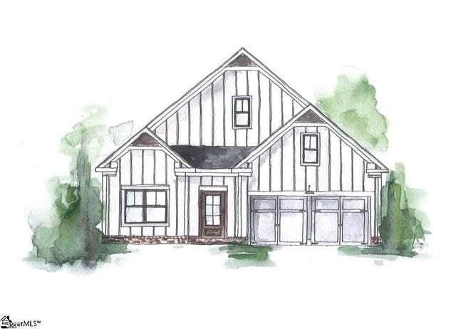 411 Brunswick Lane, Inman, SC 29349 (#1451835) :: Hamilton & Co. of Keller Williams Greenville Upstate