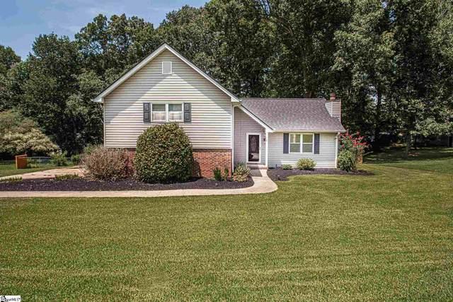 110 Davidson Drive, Easley, SC 29642 (#1451884) :: Hamilton & Co. of Keller Williams Greenville Upstate