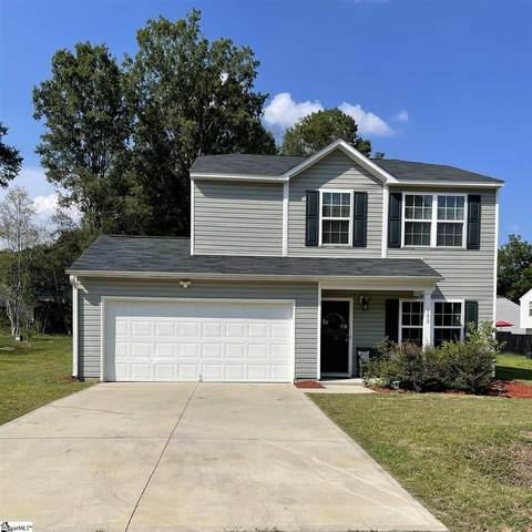103 David Street, Anderson, SC 29624 (#1451904) :: Realty ONE Group Freedom