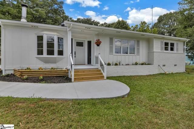 9 Tall Oaks Drive, Greenville, SC 29611 (#1451917) :: Modern