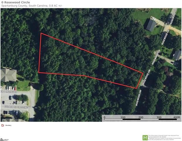 0 Rosewood Circle, Duncan, SC 29334 (#1452008) :: J. Michael Manley Team