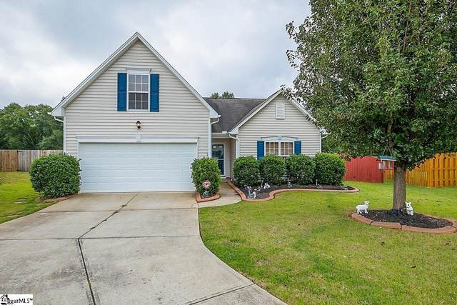60 Sweet Shade Way, Greenville, SC 29605 (#1452029) :: Realty ONE Group Freedom