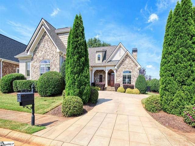 2 Henson Place, Greer, SC 29650 (#1452188) :: DeYoung & Company
