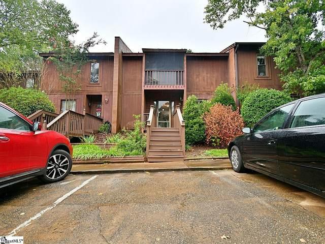 3106 Bethel Road #40, Simpsonville, SC 29681 (MLS #1452192) :: Prime Realty