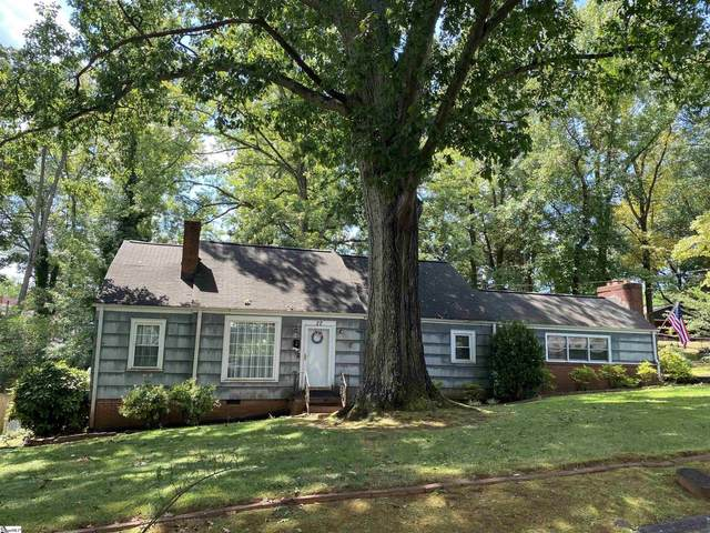 22 Idlewood Drive, Greenville, SC 29609 (#1452239) :: DeYoung & Company