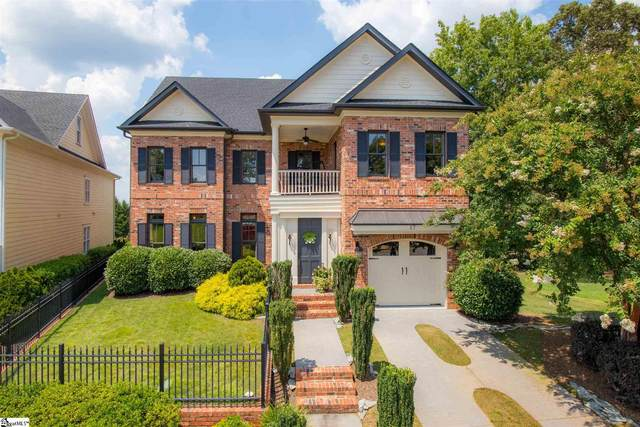 17 Lowther Hall Lane, Greenville, SC 29615 (MLS #1452291) :: Prime Realty