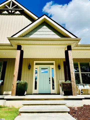 1210 Lake Cunningham Road, Greer, SC 29651 (MLS #1452338) :: Prime Realty