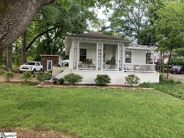417 Overbrook Road, Greenville, SC 29607 (#1452387) :: The Haro Group of Keller Williams