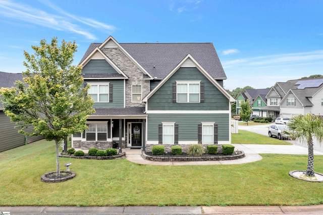 405 Shafer Court, Spartanburg, SC 29301 (#1452410) :: Hamilton & Co. of Keller Williams Greenville Upstate