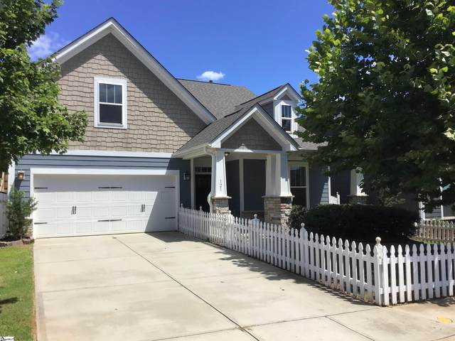 121 Wicker Park Avenue, Greer, SC 29651 (#1452487) :: The Toates Team