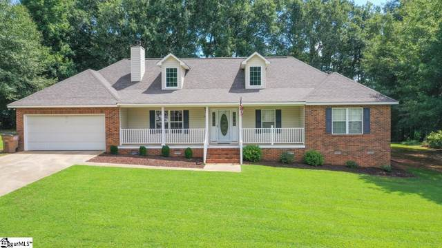 107 Bethany Drive, Pelzer, SC 29669 (#1452531) :: Hamilton & Co. of Keller Williams Greenville Upstate