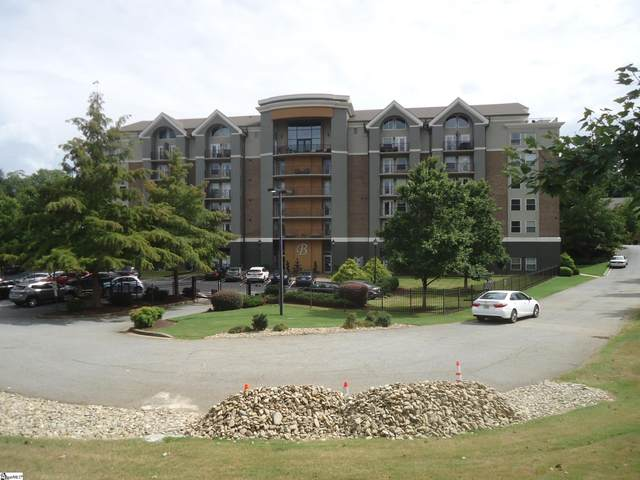 1001 S Church Street Unit 305, Greenville, SC 29601 (#1452568) :: DeYoung & Company
