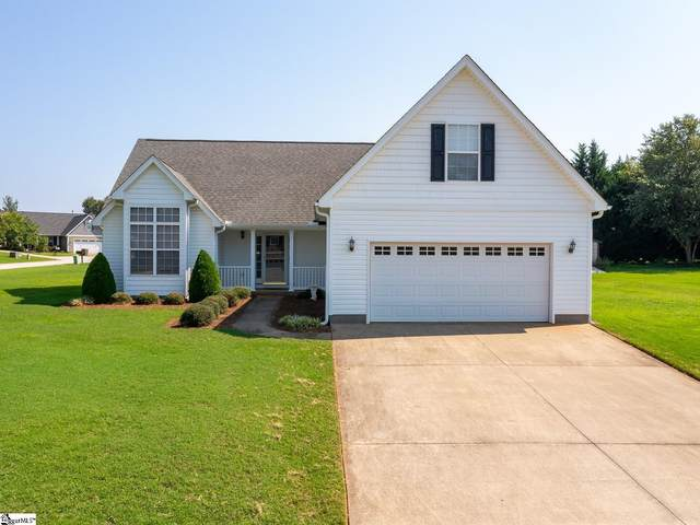 101 Arkell Drive, Greer, SC 29651 (#1452605) :: DeYoung & Company