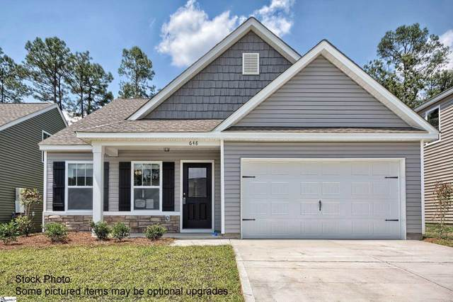400 Chinchilla Drive Lot 42, Fountain Inn, SC 29644 (#1452625) :: Realty ONE Group Freedom