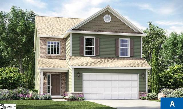 515 New Cut Meadows Road, Inman, SC 29349 (#1452739) :: Hamilton & Co. of Keller Williams Greenville Upstate