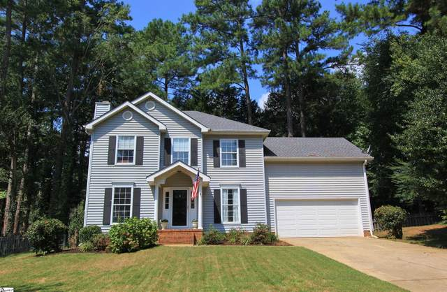 11 Donegal Court, Simpsonville, SC 29681 (MLS #1452785) :: Prime Realty