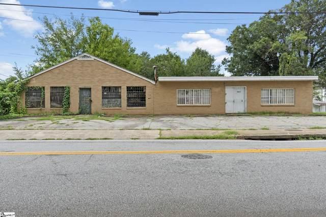300 Greenacre Road, Greenville, SC 29607 (#1452792) :: J. Michael Manley Team