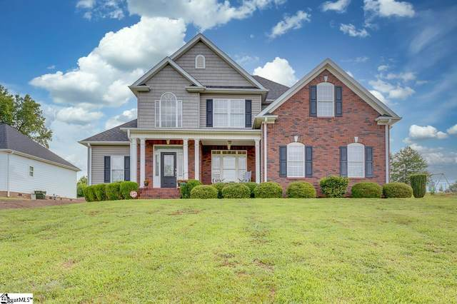 204 Saddle Creek Court, Greer, SC 29651 (#1452816) :: The Toates Team