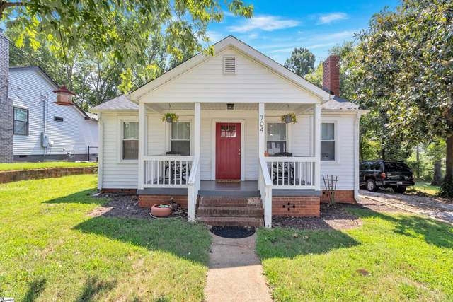 704 Perry Road, Greenville, SC 29609 (#1452828) :: The Haro Group of Keller Williams