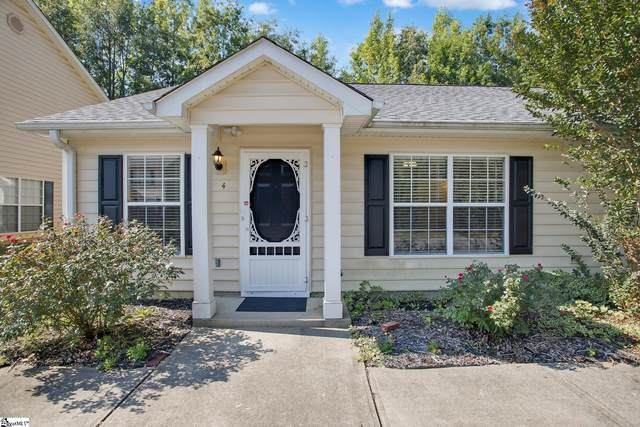 4 Rimmon Trail, Travelers Rest, SC 29690 (#1452858) :: The Haro Group of Keller Williams
