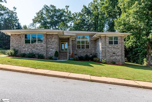 106 Springhouse Way, Greenville, SC 29607 (#1452893) :: Hamilton & Co. of Keller Williams Greenville Upstate