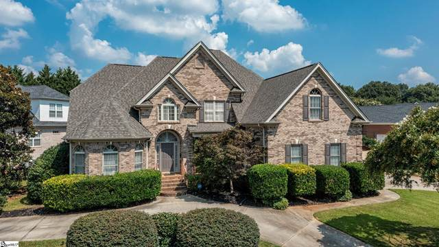 709 Mossy Ledge Lane, Simpsonville, SC 29681 (#1452920) :: Realty ONE Group Freedom