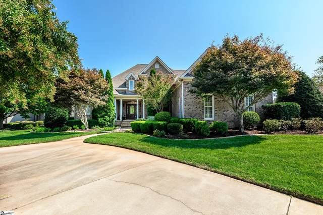 8 Griffith Creek Drive, Greer, SC 29651 (MLS #1452928) :: Prime Realty