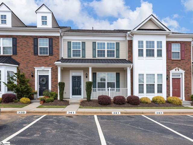 341 Intrepid Court, Greer, SC 29650 (#1452936) :: DeYoung & Company