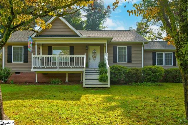 107 Hillcrest Circle, Easley, SC 29640 (#1452937) :: The Haro Group of Keller Williams