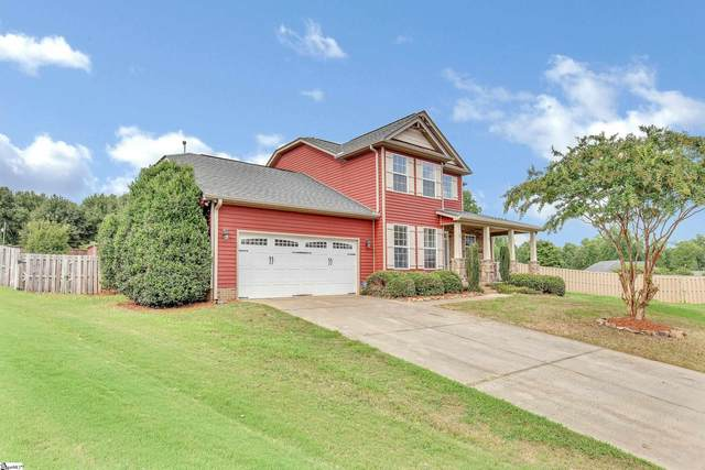 348 Wittrock Court, Taylors, SC 29687 (#1452942) :: DeYoung & Company