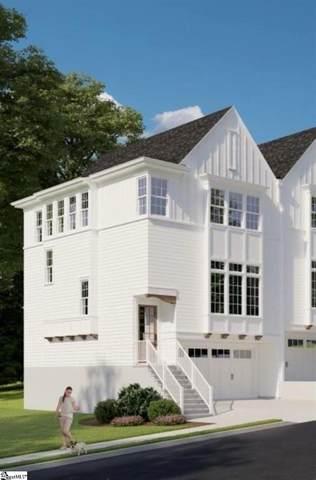156 Silver Hill Street Lot 20, Spartanburg, SC 29302 (MLS #1453005) :: Prime Realty