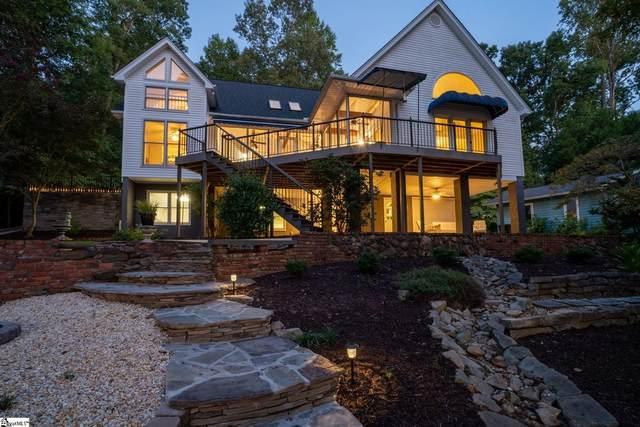 152 E Cove Drive, Six Mile, SC 29682 (#1453021) :: Hamilton & Co. of Keller Williams Greenville Upstate