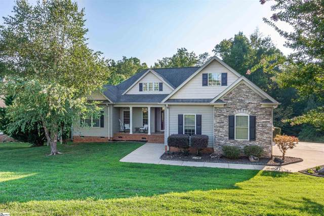 205 Saddle Creek Court, Greer, SC 29651 (#1453027) :: The Toates Team