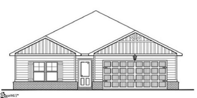 356 Alyssa Landing Drive, Fountain Inn, SC 29644 (#1453054) :: Hamilton & Co. of Keller Williams Greenville Upstate