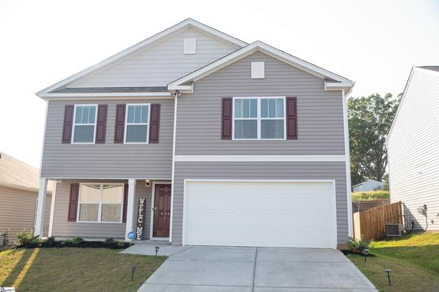 436 Bucky Drive, Woodruff, SC 29388 (#1453072) :: Realty ONE Group Freedom