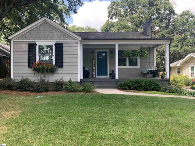203 Stewart Street, Greenville, SC 29605 (#1453076) :: Williams and Associates | eXp Realty