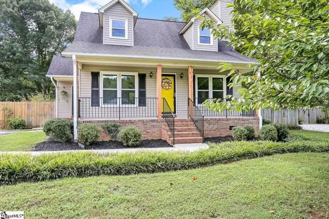 117 Deborah Lane, Greenville, SC 29611 (#1453109) :: DeYoung & Company