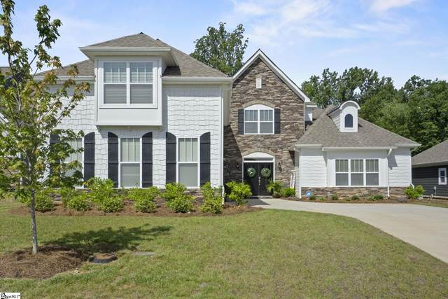 101 Riverland Woods Court, Simpsonville, SC 29681 (#1453302) :: DeYoung & Company