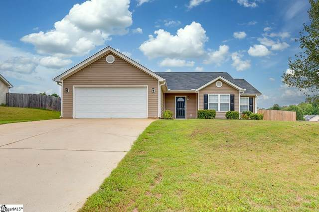105 Willow Valley Way, Simpsonville, SC 29680 (#1453348) :: DeYoung & Company