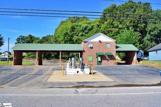 410 S Howard Avenue, Landrum, SC 29356 (#1453403) :: Hamilton & Co. of Keller Williams Greenville Upstate