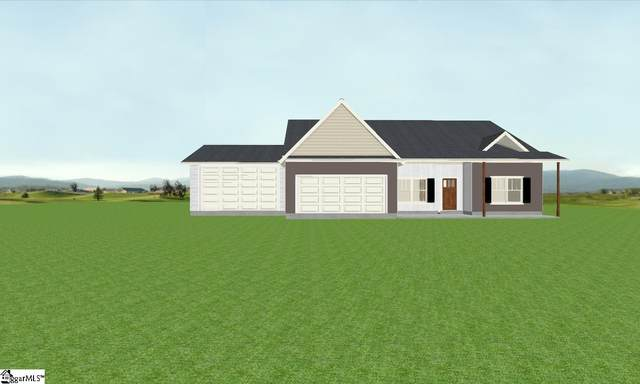 113 Cliftons Landing Drive, Anderson, SC 29625 (#1453473) :: Hamilton & Co. of Keller Williams Greenville Upstate
