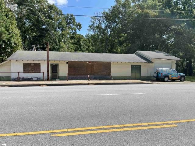 1632 Cokesbury Road, Greenwood, SC 29649 (#1453544) :: Hamilton & Co. of Keller Williams Greenville Upstate