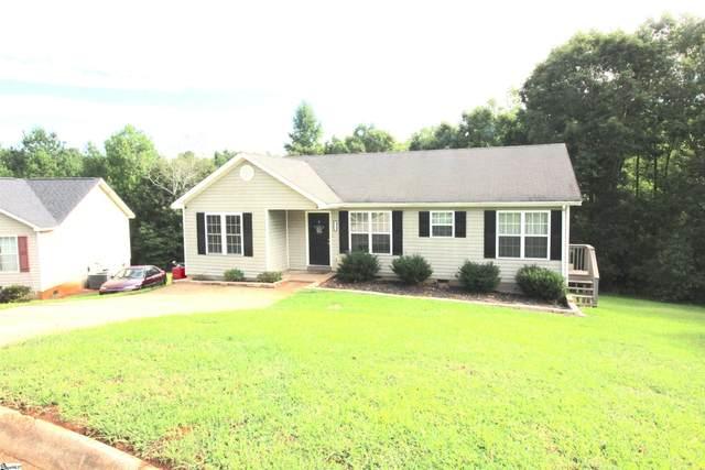 113 Laurel View Lane, Greenville, SC 29607 (#1453564) :: DeYoung & Company