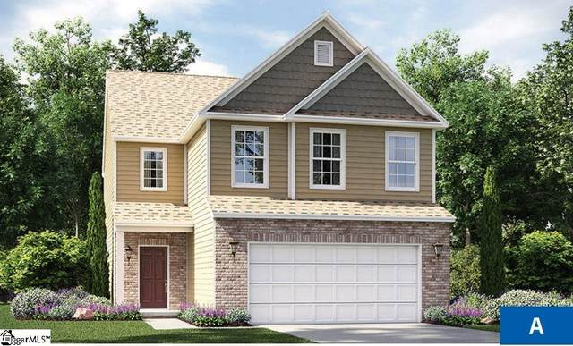 518 New Cut Meadows Road, Inman, SC 29349 (#1453592) :: Hamilton & Co. of Keller Williams Greenville Upstate