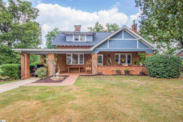 4810 Old Buncombe Road, Greenville, SC 29617 (MLS #1453701) :: Prime Realty